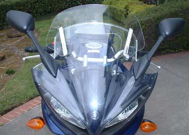 Fz on 2005 Yamaha Fz6