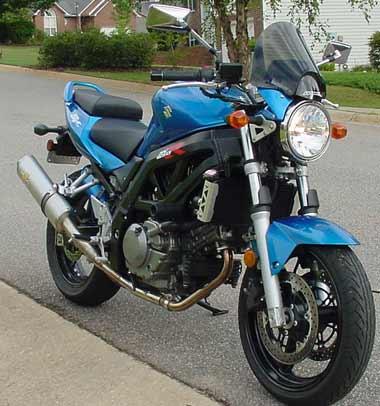 2005 suzuki sv 650. Suzuki SV650 Cowl Fairing